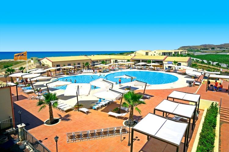 Sicilia – Eden Village Sikania Resort & Spa